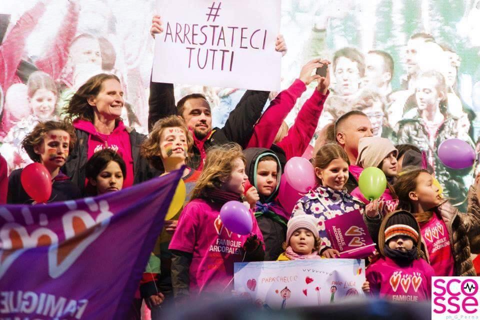 prima adozione gay in italia