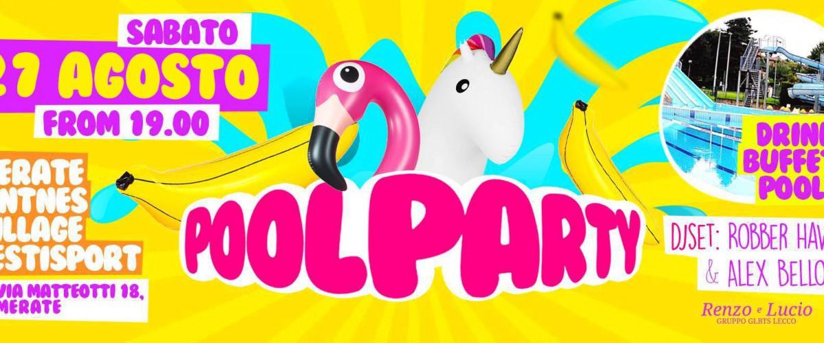 poolparty fine agosto