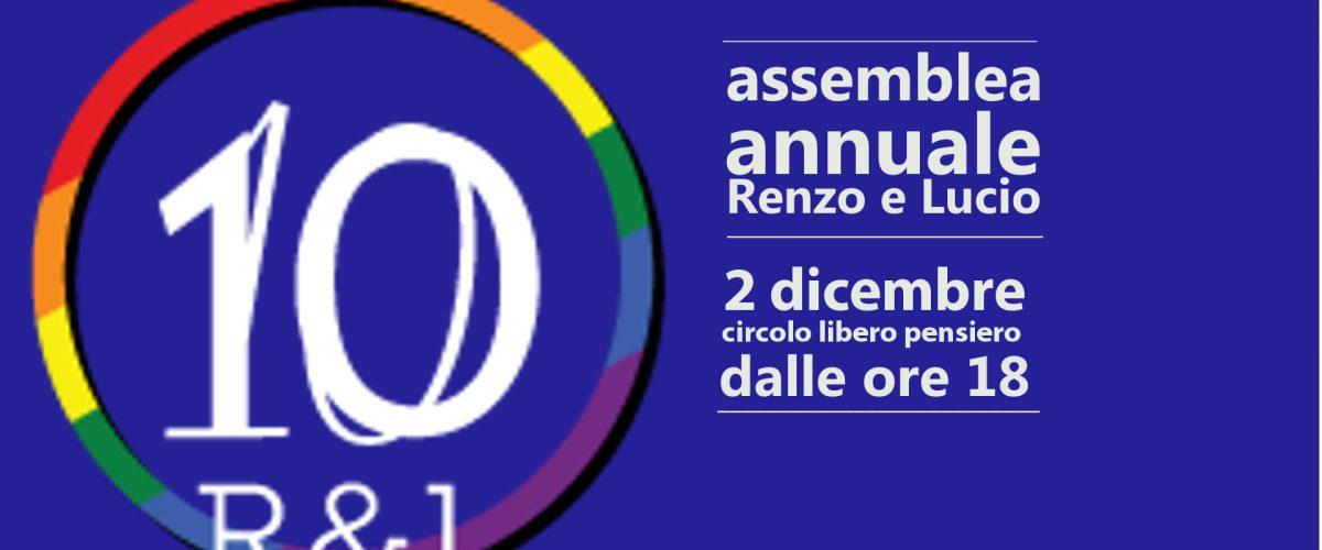 Renzo e Lucio in assemblea 2 dicembre