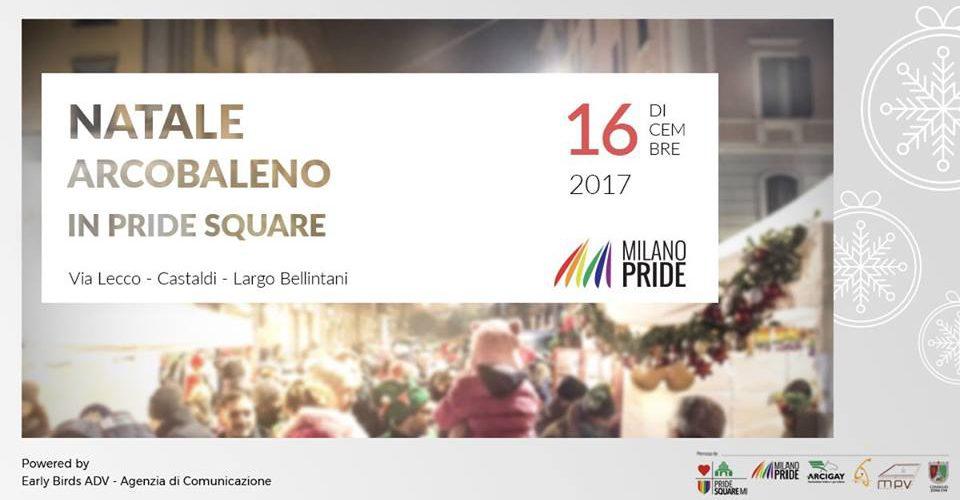 mercatini arcobaleno a Milano