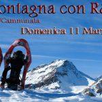 11 marzo In montagna con Lenzo e Lucio