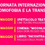 Giornata contro omofobia e transfobia 2018