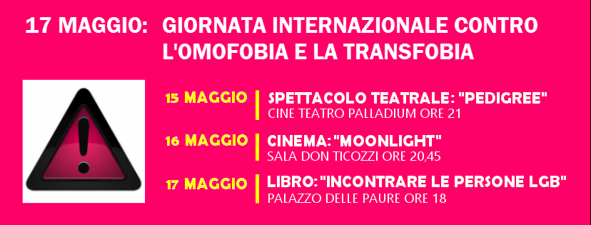 omofobia a Lecco