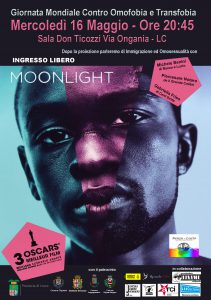 film Moonlight omofobia ed immigrazione