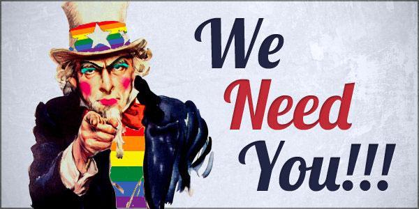 Lecco Pride cerca volontari